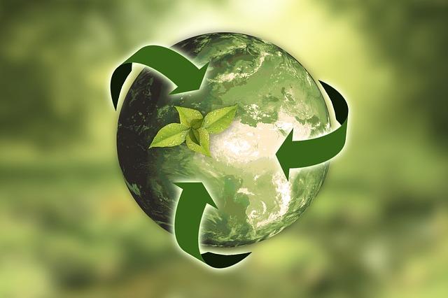 Koniczność poddawania śmieci recyklingowi - baza danych o odpadach